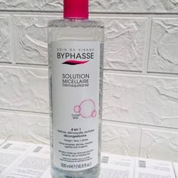Nước tẩy trang cho da nhạy cảm Byphasse của Tây Ban Nha [mẫu mới như hình]