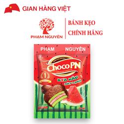 Bánh Choco PN vị Dưa Hấu 204g - Phạm Nguyên (Túi 12 cái)