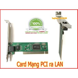 Card Mạng PCI ra LAN