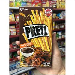 Bánh que PRETZ glico 31g nhập khẩu Thái Lan - 4 vị ngẫu nhiên - Date 2022