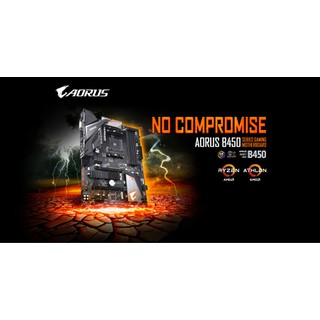 Mainboard Gigabyte B450 Aorus Elite - Gigabyte B450 Aorus Elite thumbnail