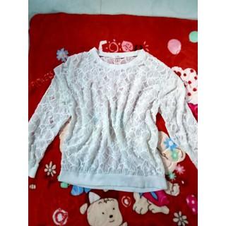áo ren trắng - mã 75 thumbnail