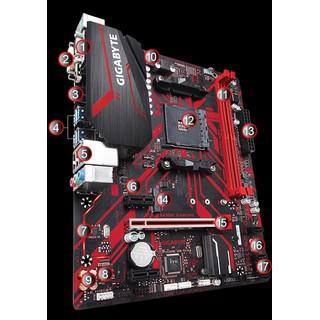 Mainboard Gigabyte B450M Gaming - Gigabyte B450M Gaming thumbnail