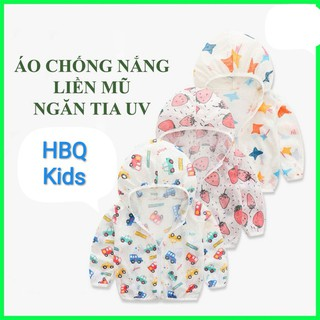 Áo Chống Nắng Cho Bé Gia Huy Kids - SDS-5 thumbnail