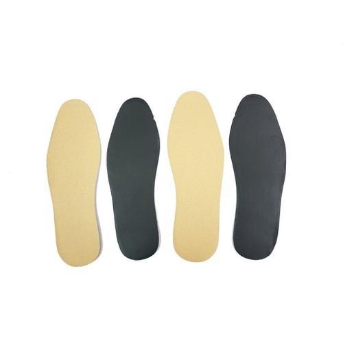 Lót Giày Nam Nữ Mặt Da PU Size 38-44 - L01-Den 4