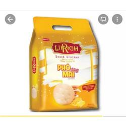 Bánh phô mai rắc đường Lurich 216gr