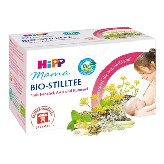 Trà lợi sữa Hipp Mama 20 gói - Bill mua tại Đức chuẩn - PVN1560 thumbnail
