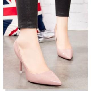 combo 2 đôi giày cao gót nữ xả tri ân - trian150 thumbnail