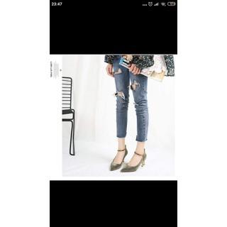 combo 2 đôi giày cao gót xả tri ân khách hàng - 2d150 thumbnail