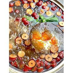 Chè dưỡng nhan [Set lớn 500g] 12 vị , tặng kèm phần táo đỏ - setcheduongnhan
