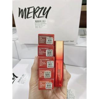 Son Kem Mì Merzy The First Velvet Tint Season 3 - Merzy 1 thumbnail