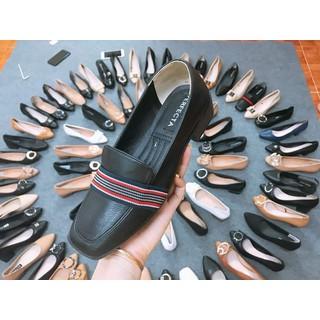 combo 4 đôi giày cao gót. dép lê các loại - xatrian4 doi 7