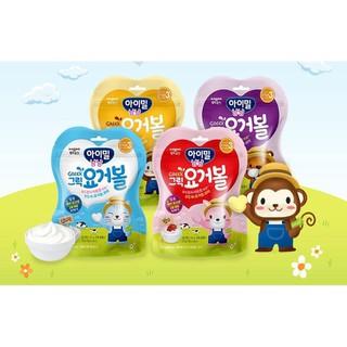 (Hàng Air) Sữa Chua Khô Ildong Hàn Quốc cho bé ăn dặm từ 8 tháng tuổi - SCKCB thumbnail