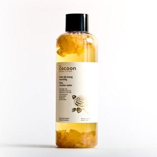 Nước tẩy trang hoa hồng cocoon 500ml (rose micellar water) - 4536078466 thumbnail