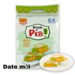 Bánh Pía Kim Sa Tân Huê Viên 12 cái- vị dứa