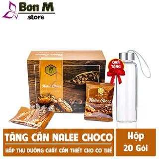 Tăng Cân CACAO NALEE CHOCO Chính Hãng - Tăng Cân An Toàn Và Hiệu Quả - Nalee choco thumbnail