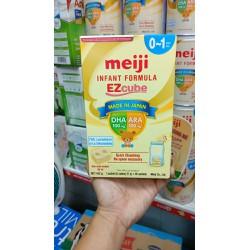 Sữa Meiji 0 mẫu 2021 hộp giấy dạng thanh [date 03/2023]