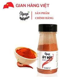 Ớt bột Vipep (Hủ 45g) - Gia vị trong các món ăn