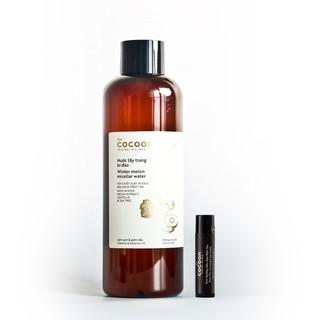 Combo nước tẩy trang bí đao cocoon 500ml + Son dưỡng môi dầu dừa bến tre cocoon 5g - 6665175841 thumbnail