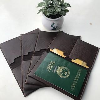 Ví Đựng Passport , Đựng Hộ Chiếu Da PU Cao Cấp Kingmax - ví Passport thumbnail