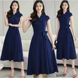 DAM NU-dam vay nu-Đầm công sở- Đầm dự tiệc*đầm xòe vải cotton xinh