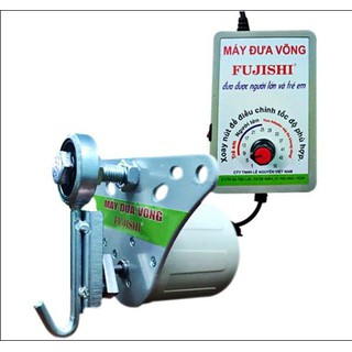 Máy đưa võng tự động Fujishi VA017 cho bé yêu Hàng Việt Nam chất lượng cao - may dua vong Fujishi thumbnail