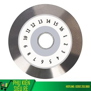 Lưỡi Dao Thay Thế 16 Điểm Cho Dao Cắt Sợi Quang FC-6S - Lưỡi Dao 16 Lỗ thumbnail