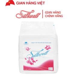 Khăn giấy ăn Silkwell cao cấp khổ 320 (1kg)