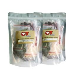 Combo 2 Set Chè Dưỡng Nhan thơm ngon bổ dưỡng 12 vị DTFood ( 400G/set nấu được cho 25-30 người ăn)
