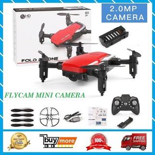 Flycam mini giá rẻ - Máy bay điều khiển từ xa có camera flycam Drone SF806 - SF806 thumbnail