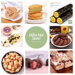 Tổng Hợp Đồ Ăn Vặt Bánh Kẹo DIEMMAI Store - Đồ ăn vặt nội địa tổng hợp