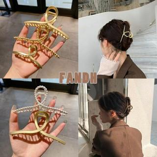 Kẹp tóc càng cua phong cách Hàn Quốc BHKT1 - Trang sức Bé Heo - BHKT1 thumbnail