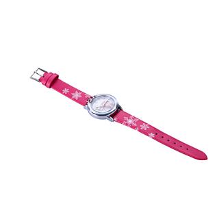 [CÓ VIDEO] Đồng hồ trẻ em dây da công chúa Elsa và Anna, tặng hộp và pin dự phòng, bảo hành 2 năm - ELSA 7