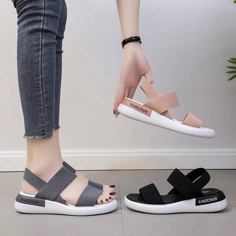 Giày Sandal Nữ Đẹp Học Sinh Mẫu Mới Phong Cách Hàn Quốc - SD-QC1 7
