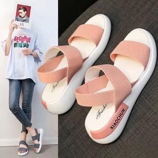 Giày Sandal Nữ Đẹp Học Sinh Mẫu Mới Phong Cách Hàn Quốc - SD-QC1 thumbnail