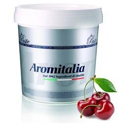 Nguyên liệu làm kem vị anh đào 3.5 kg, bột làm kem Aromitalia - Vua kem