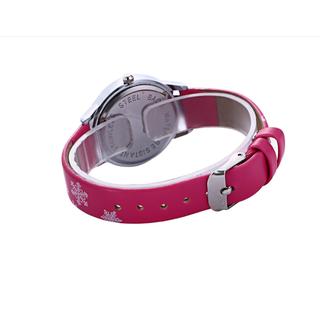 [CÓ VIDEO] Đồng hồ trẻ em dây da công chúa Elsa và Anna, tặng hộp và pin dự phòng, bảo hành 2 năm - ELSA 8