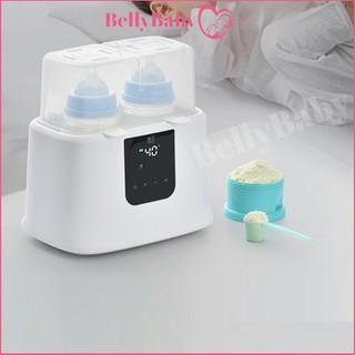 Máy Hâm Sữa Và Tiệt Trùng Điện Đôi NEVI Phiên Bản Mới Nhất Beautiful - MHAMSUA-2 thumbnail