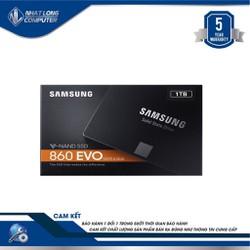 SSD Samsung 860 Evo 1TB 2.5-Inch SATA III MZ-76E1T0BW