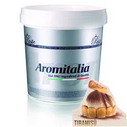 Hương vị làm kem Tiramisu 3,5 kg, nguyên liệu làm kem Aromitalia - Vua kem