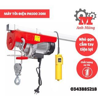 Máy tời điện PA300 15M, máy tời chính hãng, tiện lợi khi sử dụng - 2287178897 thumbnail
