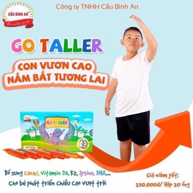 Go Taller Cầu Bình An giúp trẻ phát triển chiều cao - 444 9