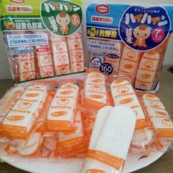 Bánh Gạo Tươi Haihain Cho Bé Ăn Dặm Nhật Bản