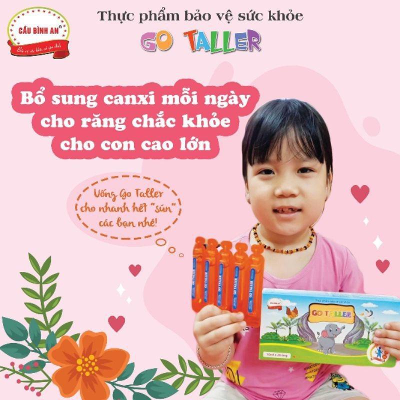 Go Taller Cầu Bình An giúp trẻ phát triển chiều cao - 444 2