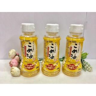 (Date T3 2022) Dầu Gạo Cao Cấp Tsuno Cho Bé Ăn Dặm 180G Nhật Bản - Dầu Gạo Cao Cấp Tsuno Cho Bé Ăn Dặm 180G Nhật thumbnail