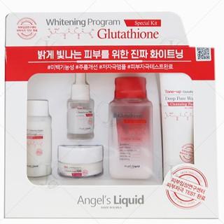 Set mini dưỡng trắng da 7day 5 món Glutathione Angel s Liquid - 3571 thumbnail