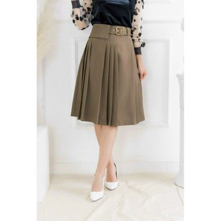 [Ảnh thật] Chân váy công sở xếp ly xòe tròn kèm đai cao cấp - Chan_Vay_KemDai_024 thumbnail