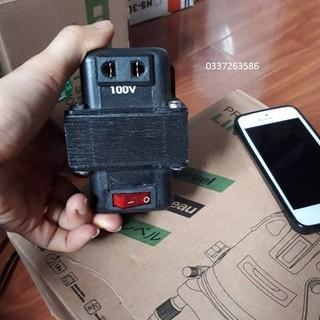 Bộ đổi điện 220v- 100v và 110v.công suất 100w- - Bộ đổi điện 220w 100v và 110v - 100w thumbnail