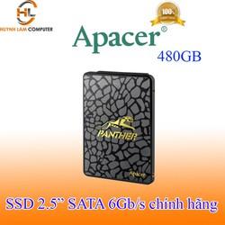 SSD 480GB Apacer AS340 Sata 3 tốc độ cao chính hãng