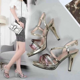 giày sandal cao gót sang chảnh HD20 - HD20 thumbnail